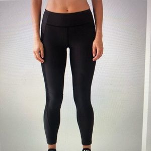 "Lululemon ""Sleet Sprinter Tight"" Legging"